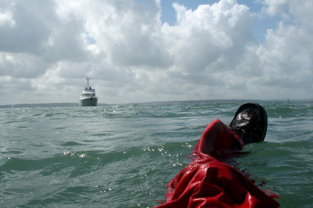 Yachtmaster Man Overboard Jon