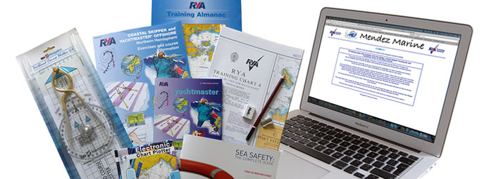 RYA Coastal Theory Online