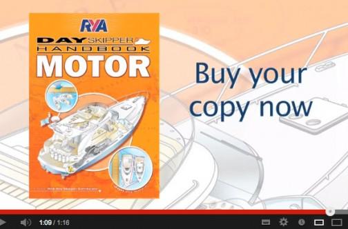 RYA Day Skipper Motor Handbook