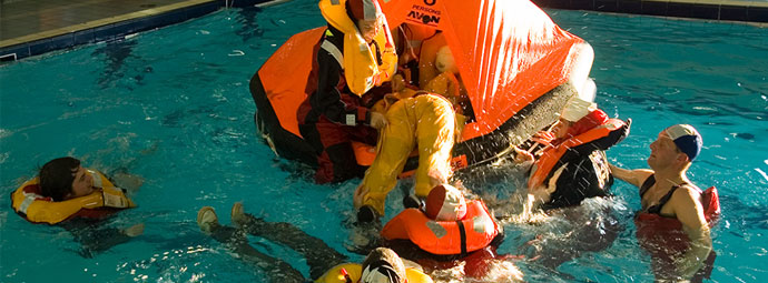 RYA Sea Survival