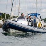 Bareboat RIB Charter