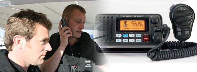 VHF DSC Online