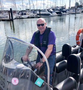Paul McCabe - Principal and Director of Mendez Marine, Cruising and Powerboat Instructor